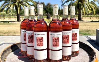 Spring sale – 40% off Dysfunctional Family Winery rosé